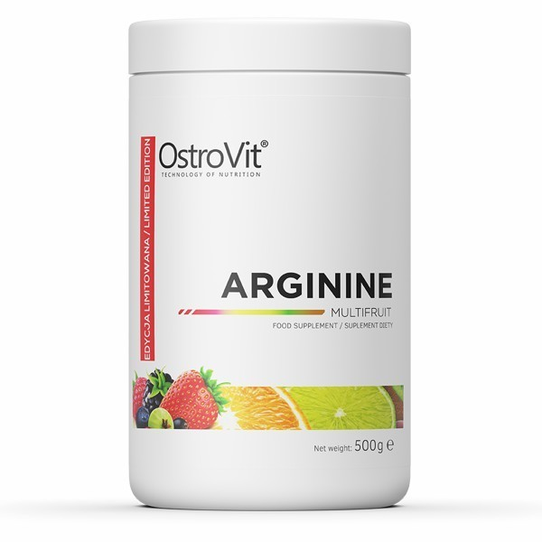 protein center whey concentrate OstroVit Arginine 500 g LIMITED EDITION 2 FILEminimizer