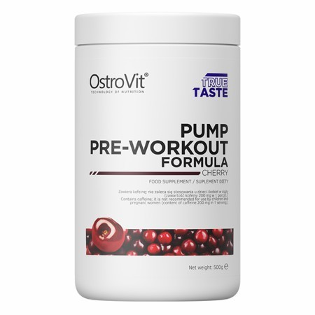 protein center whey concentrate OstroVit PUMP Pre Workout Formula 500g 2 FILEminimizer